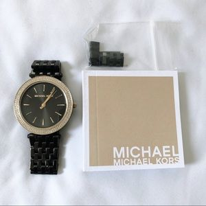 Michael Kors Watch with Box and Links!